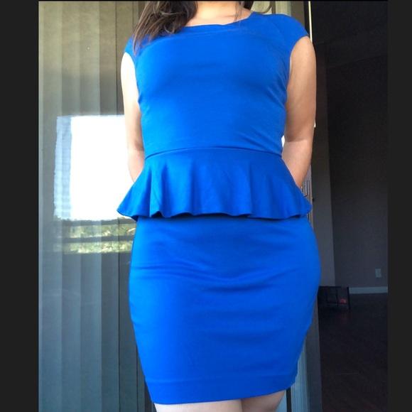 Express Dresses & Skirts - Blue Dress